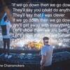 Paris -The Chainsmokersのサビ・コーラスの歌詞 和訳で英語表現を学習