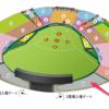 プロ野球シーズン到来!!西武ライオンズのメットライフドーム外野自由席に格安で入る方法