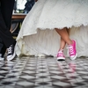ウェディングドレスの綺麗な歩き方は簡単ヨガポーズで手に入れる