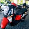 バンコクでバイクのタイヤがパンクした時の対処法