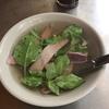 【台湾旅行】熱々のとろみスープが食べたくなります。具沢山なので『食べる』表記です。
