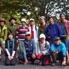 3000回記念例会Bコース リトル比良  オウム岩の大眺望ハイキング