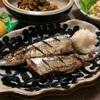 🐟旬だから…秋刀魚にきのこの晩ご飯🍄