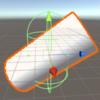 Unity:重力に逆らい、球面にそって垂直に歩かせてみる
