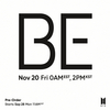 BTS:NEW アルバム!「BE」