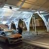 天河国際空港から市内へのアクセス / ANA便で到着してタクシーでホテルへ!