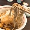 夏バテに最適!辛味大根の爽やかさで蕎麦を頂きますっ。大阪 池田「蕎麦見世 のあみ」