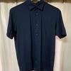 ユニクロの「エアリズム・フルオープン・ポロシャツ」