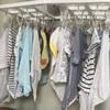 赤ちゃんの服の洗濯と心境