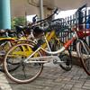 海外レポート//上海シェアサイクル「Mobike」「Ofo」などが走る風景