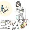【ルンバ960使用レビュー】赤ちゃんと小さな子供のいる共働き家庭の家事は楽になった?