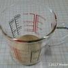 コーヒーゼリーアレンジ2:カフェオレゼリー 試作