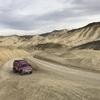 カリフォルニア州 デスバレー国立公園 ピンクジープ車で観光(前編)
