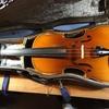 バイオリン の 修理3