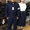 ボトムスアドベンチャー2019☆ 桃太郎ジーンズの定番デニムジャンプスーツと新作デニムスカートが素敵☆