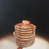 最近購入した絵画について①『シロップ & バター』(宇川征二)