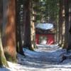15年ぶりに戸隠神社に訪れたら何も変わっていなくて感動した