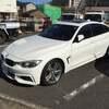 愛車 洗車 神対応 BMW 420i Msports