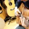 ギターの試奏は難しい~
