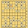 将棋ウォーズ初段の将棋日記 居飛車エルモ囲い VS 耀龍四間飛車