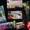 お菓子祭り!お菓子は冬限定商品が販売スタート。バリスタシリーズのコラボも始まったっぺよ!