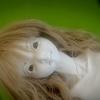 大島優子さん、改め…。「お人形が苦手な方は、ご注意ください。」