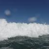 サーフィン上達には波を知ろう⑧。パワフルな沖のスープでテイクオフ