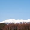 御嶽山(御岳山)の絶景撮影28・2020年4月3日(雪景)