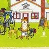 【動物と自転車という世界観】かわうその自転車屋さん1