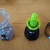 サイクロン式掃除機PV-BD700ダストケースの仕組み