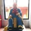 台湾一人旅日誌4・5日目 白菜とベーコンの彫刻まさかの出展中&超カオスな寺院、金剛宮へ&台湾来てた友達と待ち合わせ