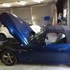 BMW Z3 レックス・PAC-P施工。(神戸)