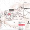 突厥帝国とササン朝ペルシアの地図