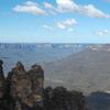オーストラリアの世界遺産ブルーマウンテンズで雄大な景色に感動