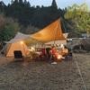 兵庫 丹波篠山「丹波猪村キャンプ場」のブログレポ。イノシシ村でシシキャンプ!っていうかシシキャンプって何?!