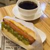 築地のアットホームな小さなCafe、落ち着きますよ@Felt-フェルト- 東京都中央区 初訪問