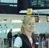 シカゴ、オヘア空港での乗継