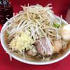 寒い日に食べたい二郎ナンバー1 from ラーメン二郎千住大橋駅前店