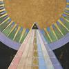 抽象絵画の先駆者Hilma af Klint(ヒルマ・アフ・クリント)の回顧展が、ニューヨークのソロモン・R・グッケンハイム美術館にて開催中