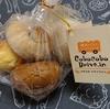 CoboCobo Drive.in のパンで朝食