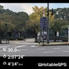 30km走(4'14/km)