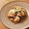 めんつゆで決まる!鶏胸肉とナスのなめこおろし煮 #さっぱりレシピ #糖質オフ #低カロリー