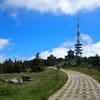 北ドイツで一番高い山ブロッケンの登山