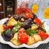 【レシピ】さっぱり!鶏むね肉とナスの甘酢炒め!
