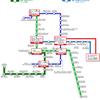 〈超重要〉バンコクBTS路線図の紹介