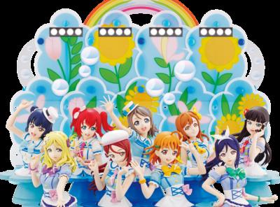 【アニメ2期放送中】ラブライブ!サンシャイン!!第3話は見ましたか?