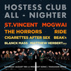HOSTESS CLUB ALL-NIGHTER雑記ーLive Report : HOSTESS CLUB ALL-NIGHTER 8/19 @幕張メッセ