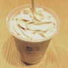 【スタバ】コーヒー&クリームラテ × オーツミルク