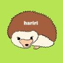 haririブログ