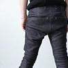 """New Arrival  / """"Thee OLD CIRCUS"""" ROT-9 DENIM PANTS"""